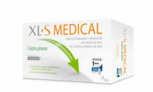 XL-S Medical Captagrasas 180 comprimidos